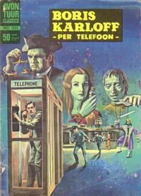 Cover Thumbnail for Avontuur Classics (Classics/Williams, 1966 series) #1855