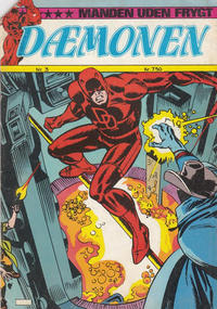 Cover Thumbnail for Dæmonen (Winthers Forlag, 1982 series) #3