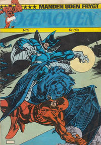 Cover Thumbnail for Dæmonen (Winthers Forlag, 1982 series) #5