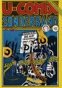 Cover Thumbnail for U-Comix Sonderband (Volksverlag, 1973 series) #19 - Spain Rodriguez