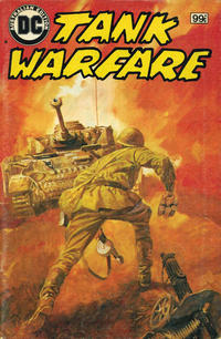 Cover Thumbnail for Tank Warfare (Federal, 1985 ? series)