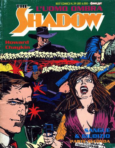 Cover for Best Comics (Comic Art, 1992 series) #39