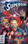 Cover for Supergirl (DC, 2011 series) #37 [Direct Sales]