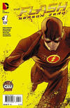 Cover for The Flash: Season Zero (DC, 2014 series) #1 [Francis Manapul Variant Cover]