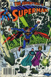 Cover for Adventures of Superman (DC, 1987 series) #461 [Newsstand]