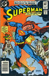 Cover Thumbnail for Superman (1939 series) #377 [Newsstand]