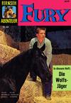 Cover for Fernseh Abenteuer (Tessloff, 1960 series) #63