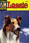 Cover for Fernseh Abenteuer (Tessloff, 1960 series) #25