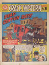 Cover for Crack Western (Magazine Management, 1950 series) #1