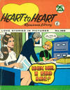 Cover for Heart to Heart Romance Library (K. G. Murray, 1958 series) #185