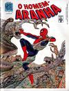 Cover for Graphic Novel (Editora Abril, 1988 series) #4 - O Homem-Aranha - Marandi