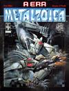 Cover for Graphic Novel (Editora Abril, 1988 series) #9 - A Era Metalzóica