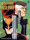 Cover for Graphic Novel (Editora Abril, 1988 series) #20 - Wolverine / Nick Fury - Conexão Scorpio