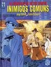 Cover for Graphic Novel (Editora Abril, 1988 series) #23 - As Aventuras de Dieter Lumpen - Inimigos Comuns