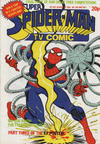 Cover for Super Spider-Man TV Comic (Marvel UK, 1981 series) #492