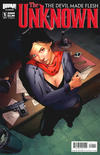 Cover Thumbnail for The Unknown: The Devil Made Flesh (2009 series) #1 [Cover B]