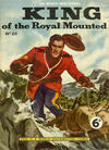 Cover for King of the Royal Mounted (World Distributors, 1953 series) #20