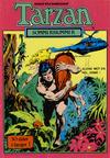 Cover for Tarzan album (Atlantic Forlag, 1977 series) #Sommer 1986 - Tarzan sommernummer