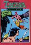 Cover for Tarzan album (Atlantic Forlag, 1977 series) #Sommer 1987