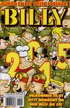 Cover for Billy (Hjemmet / Egmont, 1998 series) #1/2015