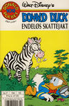 Cover Thumbnail for Donald Pocket (1968 series) #109 - Donald Duck Endeløs skattejakt [1. opplag]
