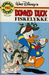 Cover Thumbnail for Donald Pocket (1968 series) #110 - Donald Duck Fiskelykke [1. opplag]
