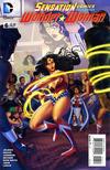 Cover for Sensation Comics Featuring Wonder Woman (DC, 2014 series) #6