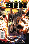 Cover for Trinity of Sin (DC, 2014 series) #4