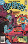 Cover for The New Adventures of Superboy (DC, 1980 series) #23 [Newsstand]