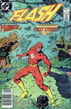 Cover for Flash (DC, 1987 series) #21 [Newsstand]