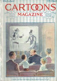 Cover Thumbnail for Cartoons Magazine (H. H. Windsor, 1913 series) #v18#4 [106]
