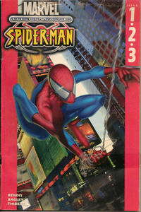 Cover Thumbnail for Marvel Must Haves: Ultimate Spider-Man #1–3 (Marvel, 2003 series)  [Ultimate Spider-Man #1-3]