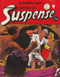 Cover Thumbnail for Amazing Stories of Suspense (Alan Class, 1963 series) #197