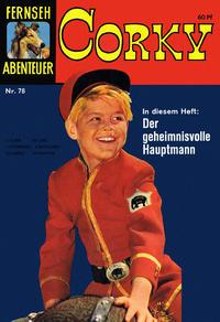 Cover Thumbnail for Fernseh Abenteuer (Tessloff, 1960 series) #78