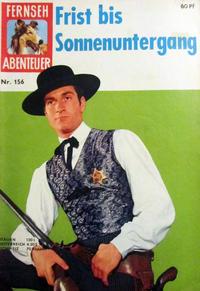 Cover Thumbnail for Fernseh Abenteuer (Tessloff, 1960 series) #156