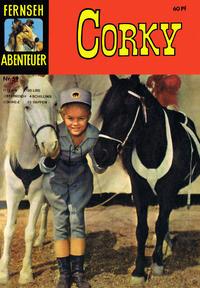 Cover Thumbnail for Fernseh Abenteuer (Tessloff, 1960 series) #59