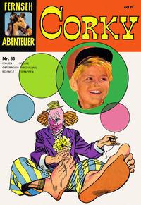 Cover Thumbnail for Fernseh Abenteuer (Tessloff, 1960 series) #85