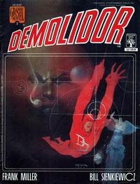 Cover Thumbnail for Graphic Novel (Editora Abril, 1988 series) #2 - Demolidor - Amor e Guerra