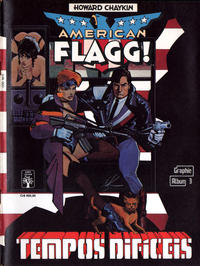 Cover Thumbnail for Graphic Album (Editora Abril, 1990 series) #3