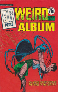 Cover Thumbnail for Weird Mystery Tales Album (K. G. Murray, 1978 series) #9