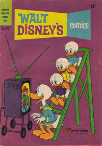 Cover Thumbnail for Walt Disney's Comics (W. G. Publications; Wogan Publications, 1946 series) #328