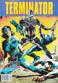 Cover Thumbnail for The Terminator (Trident, 1991 series) #6