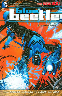 Cover Thumbnail for Blue Beetle (DC, 2012 series) #1 - Metamorphosis