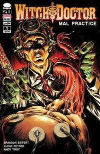 Cover Thumbnail for Witch Doctor: Mal Practice (Image, 2012 series) #1