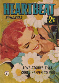 Cover Thumbnail for Heartbeat Romances (K. G. Murray, 1965 ? series) #5