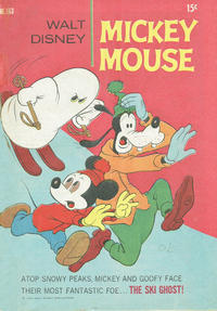 Cover Thumbnail for Walt Disney's Mickey Mouse (W. G. Publications; Wogan Publications, 1956 series) #153