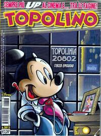 Cover Thumbnail for Topolino (The Walt Disney Company Italia, 1988 series) #2813