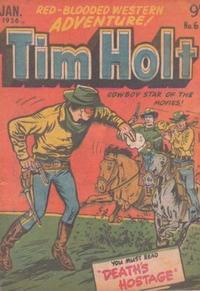 Cover Thumbnail for Tim Holt (Magazine Management, 1955 series) #6