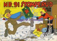 Cover Thumbnail for Nr. 91 Stomperud (Ernst G. Mortensen, 1938 series) #1980