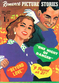 Cover Thumbnail for First Love Pictorial (Magazine Management, 1966 ? series) #1